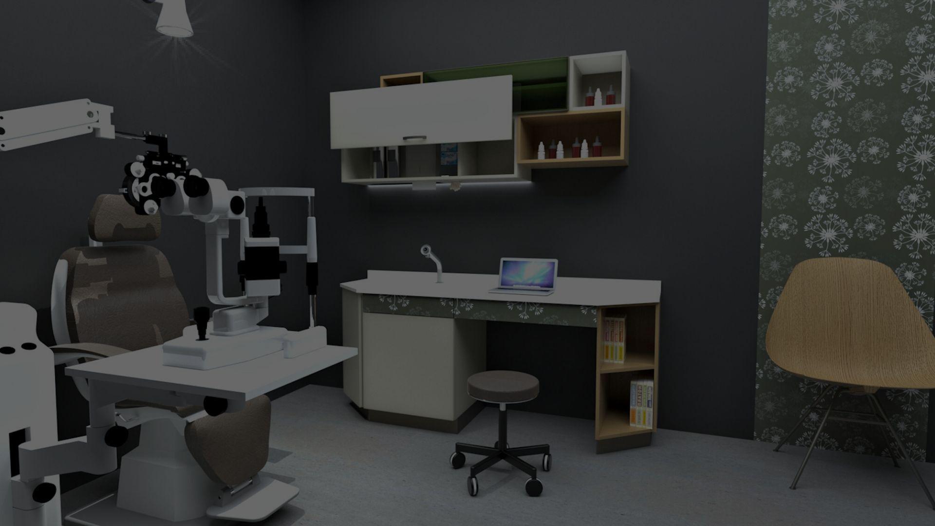 optometric eye clinic