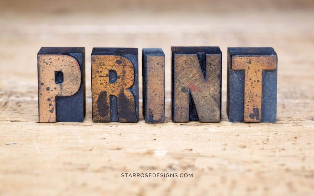 7 Reasons Why You Need Prints in Your Marketing Mix to Drive Brand Growth