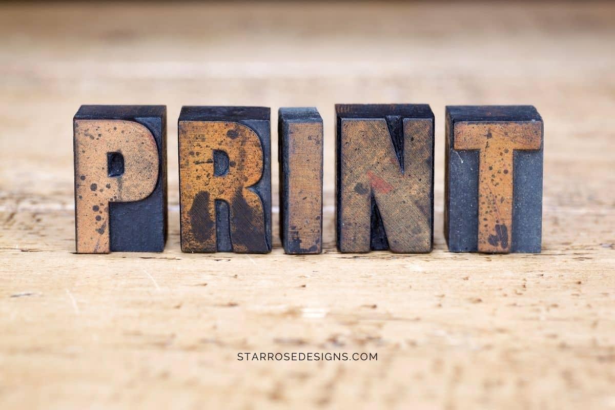 print-letterpress-type
